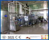 Uht Processed Milk Dairy Plant Equipment For Pasteurization Process Of Milk