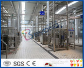 Cream Separator Dairy Processing Plant For Yogurt \ Ghee \ Ice Cream Production Line
