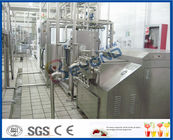 Dairy Production Line Industrial Yogurt Making Machine With Bottle Package