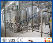 Multifunctional 5000LPH  Milk Processing line with pasteurized milk , UHT, cream and butter