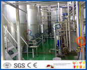 Mango Juice Processing Mango Pulp Processing Machinery , Mango Processing Machine