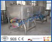High Speed Emulsification Stainless Steel Tanks with Aseptic Stainless Steel