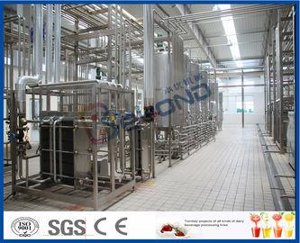 Maquinaria multifuncional de la producción de leche para la leche de UHT/la crema/la mantequilla pasterizadas
