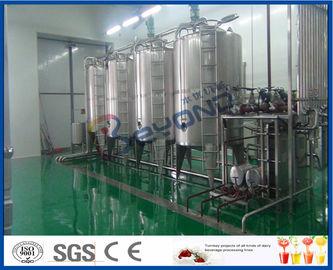 Línea de transformación del zumo de fruta del ISO 2TPH 10TPH para el proceso de producción del zumo de fruta
