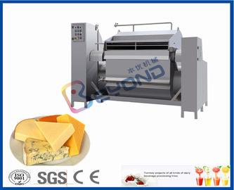 equipo de la quesería 30TPD para la fábrica del queso 200 Kg/H - 2000 Kg/H de la capacidad