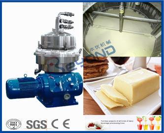 Unte con mantequilla la embaladora/el suero que hacen la máquina para el proceso de fabricación de la mantequilla